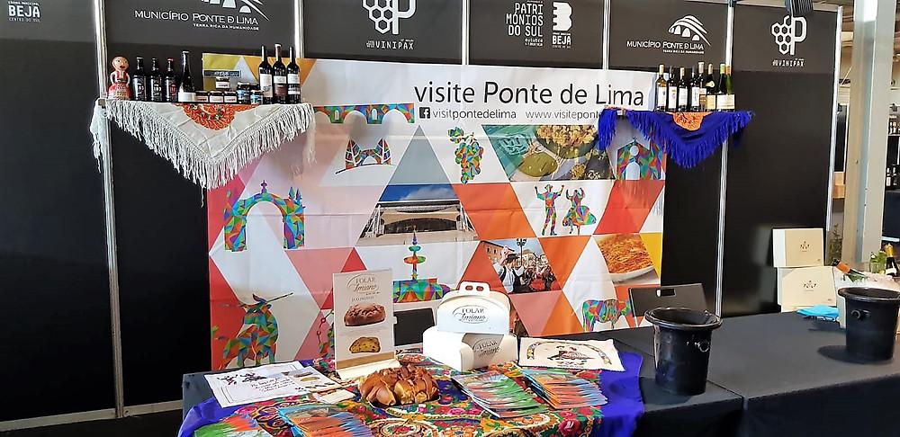 Municipio de Ponte de Lima marcou presença na VINIPAX 2018 | Peneda Gerês TV