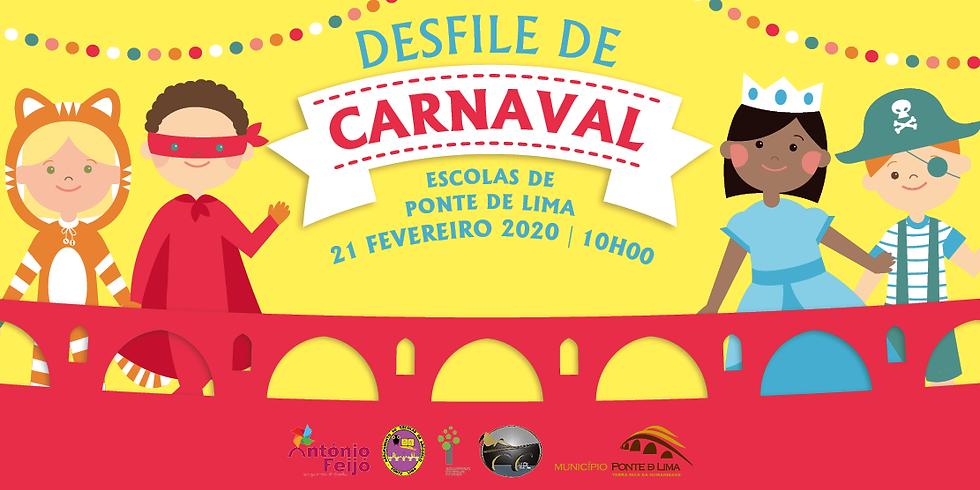 Ponte de Lima - Desfile de Carnaval