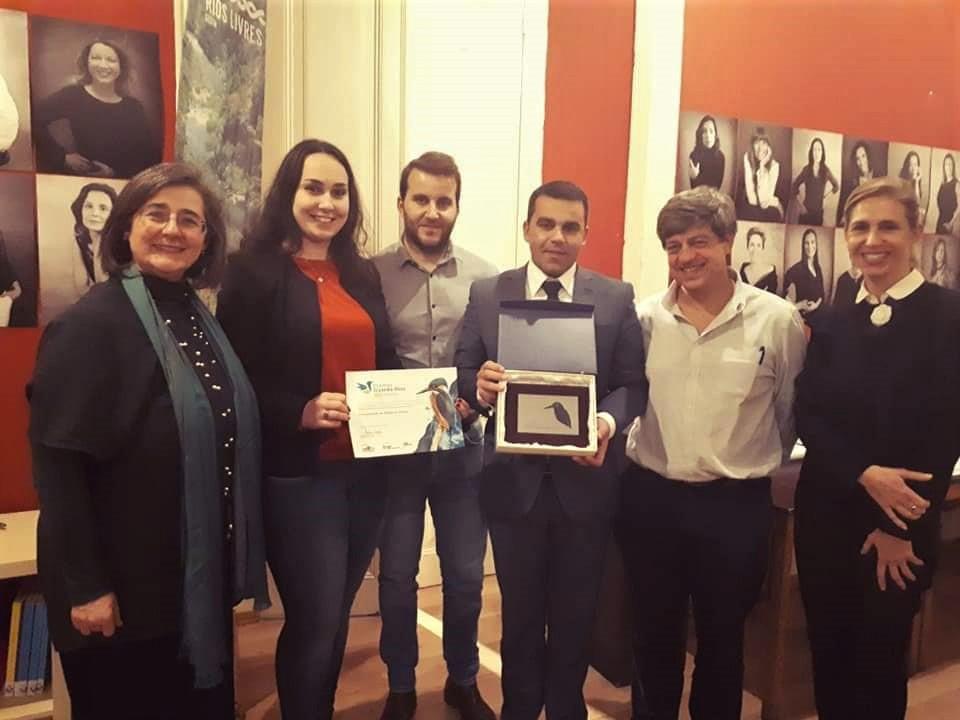 Comunidade Sistelense recebe menção honrosa | Peneda Gerês TV