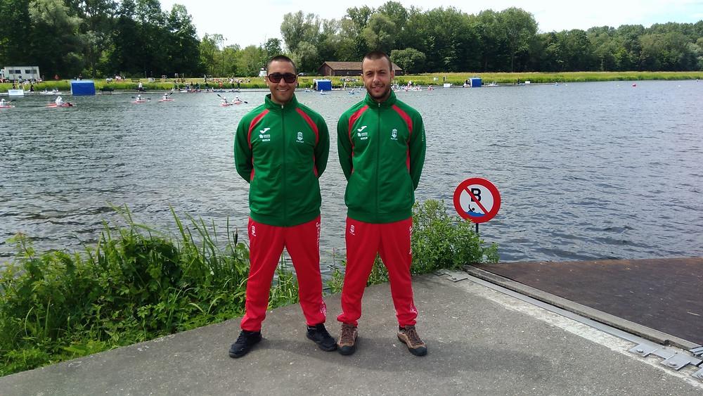 2 atletas do CNAV na seleção Nacional de Kayak polo | Peneda Gerês TV