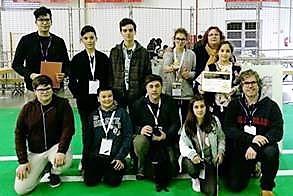 Agrupamento de Escolas de Freixo vence Festival Nacional de Robótica   Peneda Gerês TV