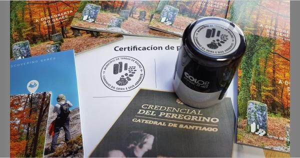 Os peregrinos que efectuem o Caminho Jacobeu da Geira e dos Arrieiros, entre Braga e Santiago de Compostela, têm a partir de agora a possibilidade de carimbar o seus passaportes com as respetivas credenciais.