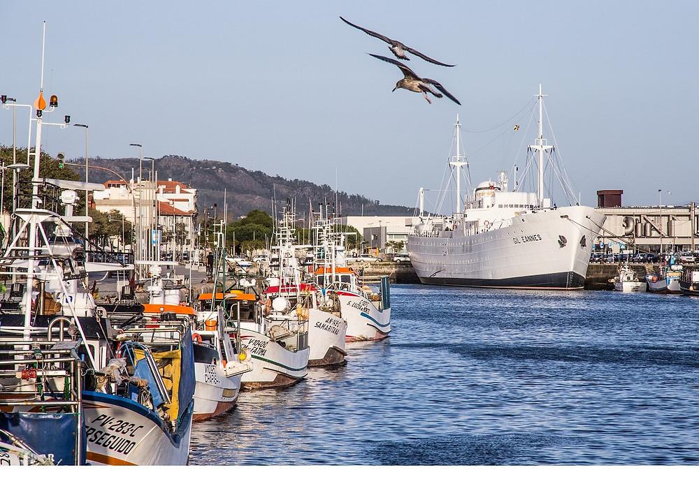 Museu Virtual da Memória Marítima está a ser instalado no Centro de Mar do navio Gil Eannes | Peneda Gerês TV