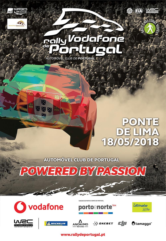 25ª Edição Rally de Portugal 2018 com duas passagens em Ponte de Lima | Peneda Gerês TV