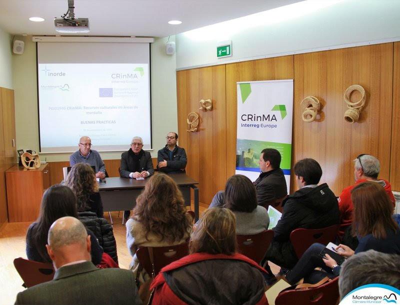 CRinMA - 3.ª Reunião Stakeholders | Peneda Gerês TV