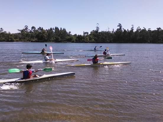 Encontro de abertura do desporto escolar em Santa Marta de Portuzelo | Peneda Gerês TV