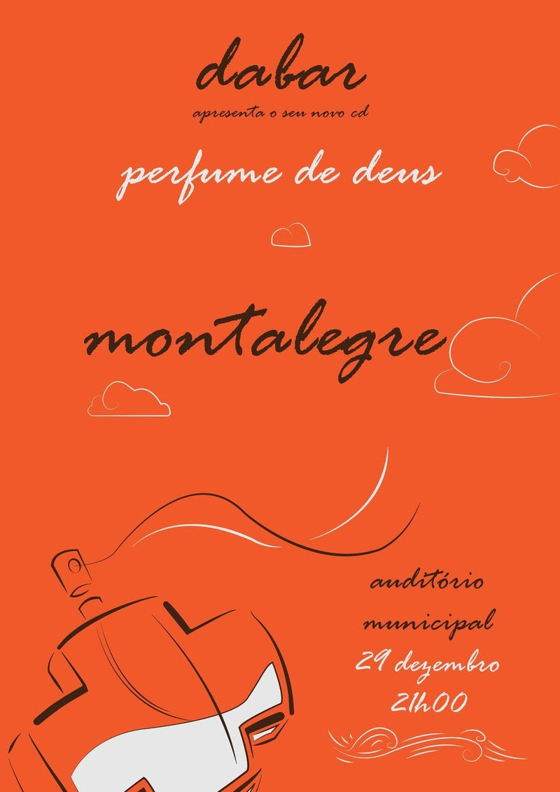DABAR apresentam em Montalegre novo disco «Perfume de Deus»   Peneda Gerês TV