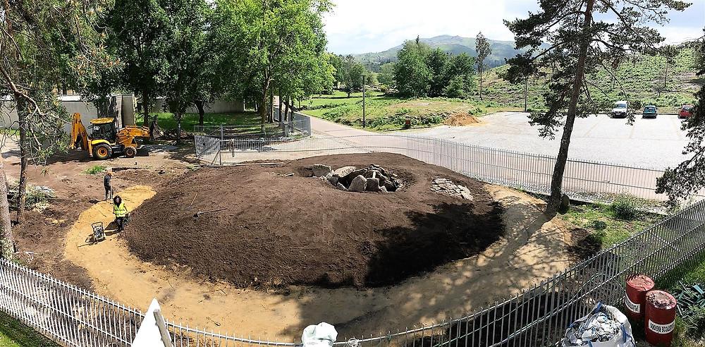 Projeto Vozes das Pedras - Área Megalítica do Mezio/Gião | Peneda Gerês TV
