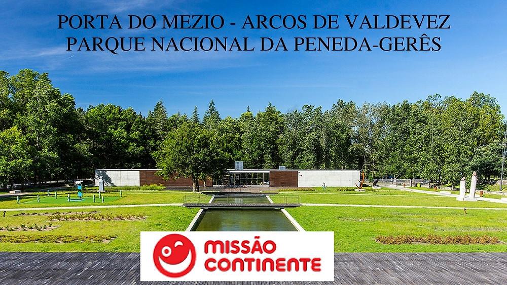 Arcos de Valdevez   Porta do Mezio   Peneda Gerês TV
