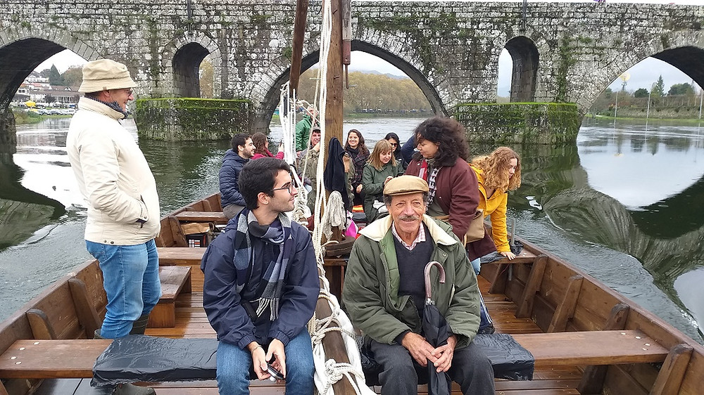 Ponte de Lima celebrou o Dia Mundial do Enoturismo | Peneda Gerês TV