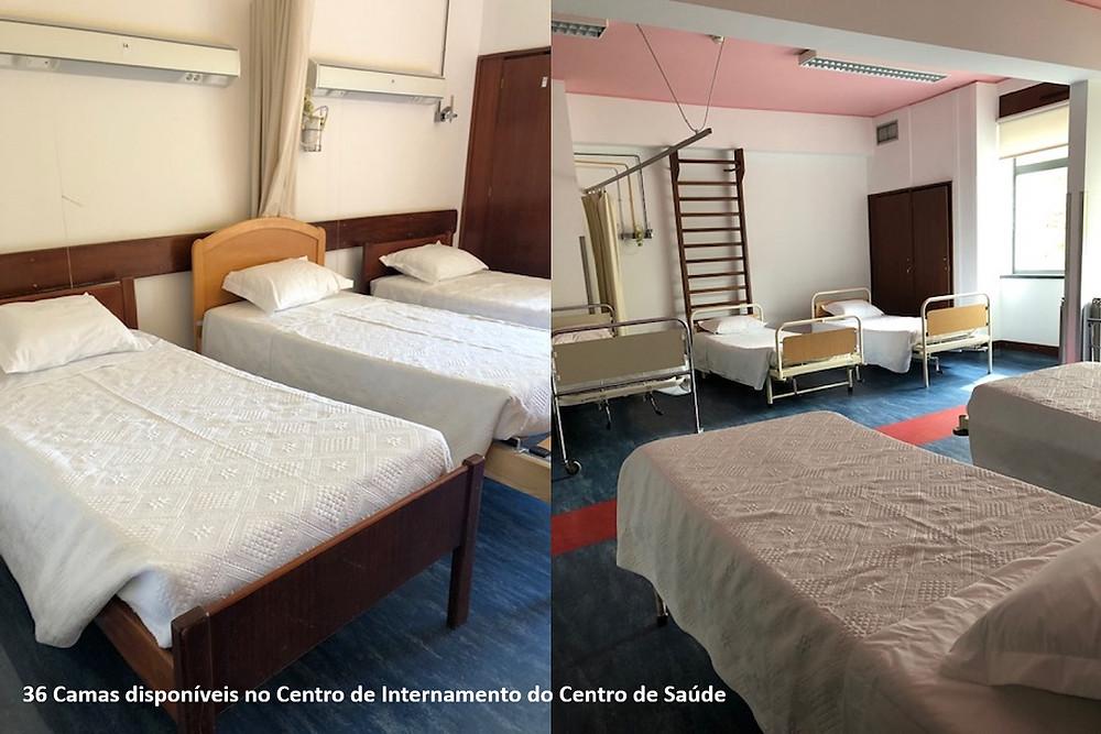 Arcos de Valdevez disponibiliza 260 camas para pessoas em quarentena