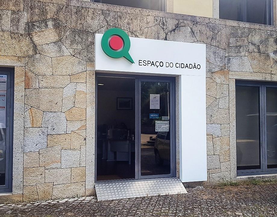 Terras de Bouro reforça sinalização do Espaço Cidadão de Vilar da Veiga