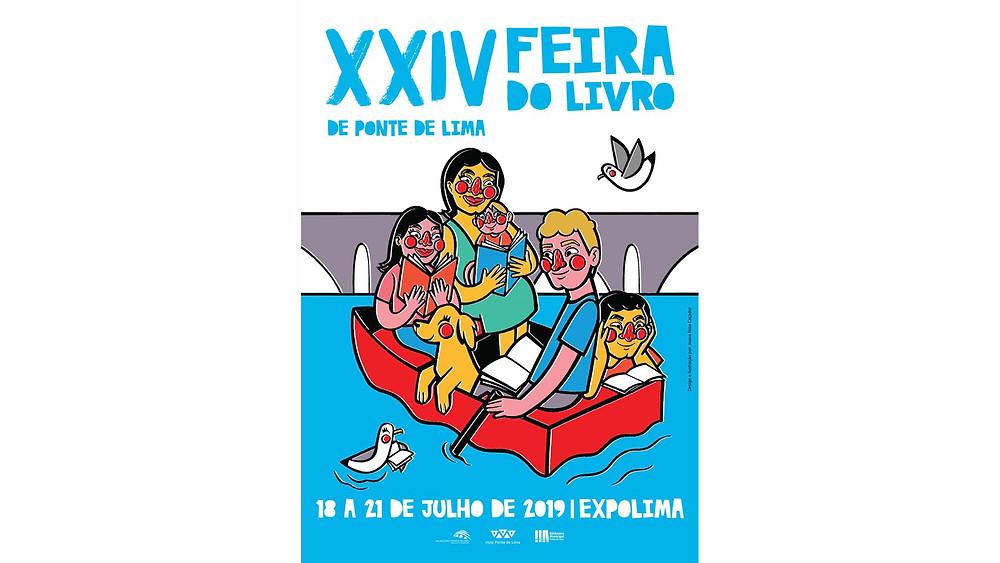 Feira do Livro de Ponte de Lima | Peneda Gerês TV