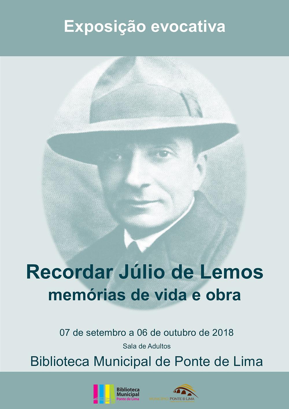 Ponte de Lima recorda Júlio de Lemos | Peneda Gerês TV