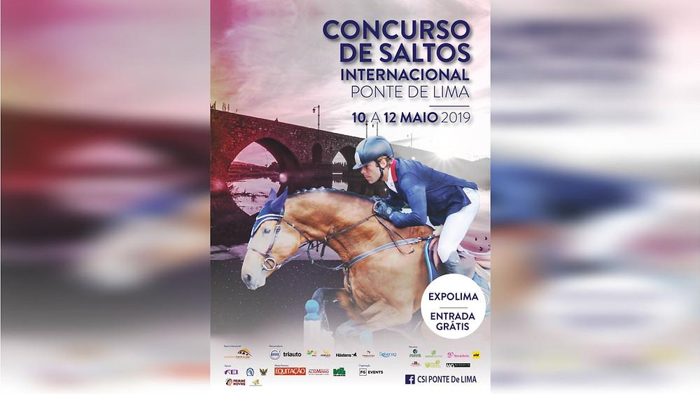 Concurso de Saltos Internacional de volta a Ponte de Lima | Peneda Gerês TV