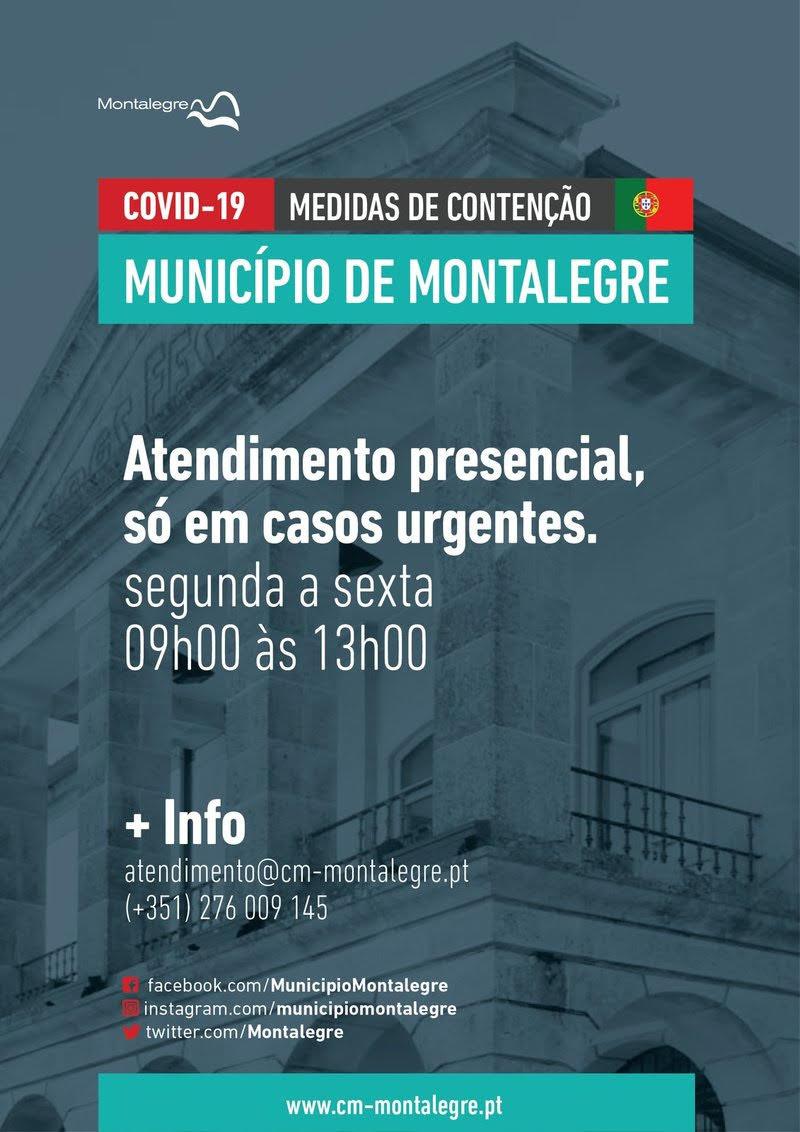Montalegre limita atendimento presencial a casos urgentes | Peneda Gerês TV