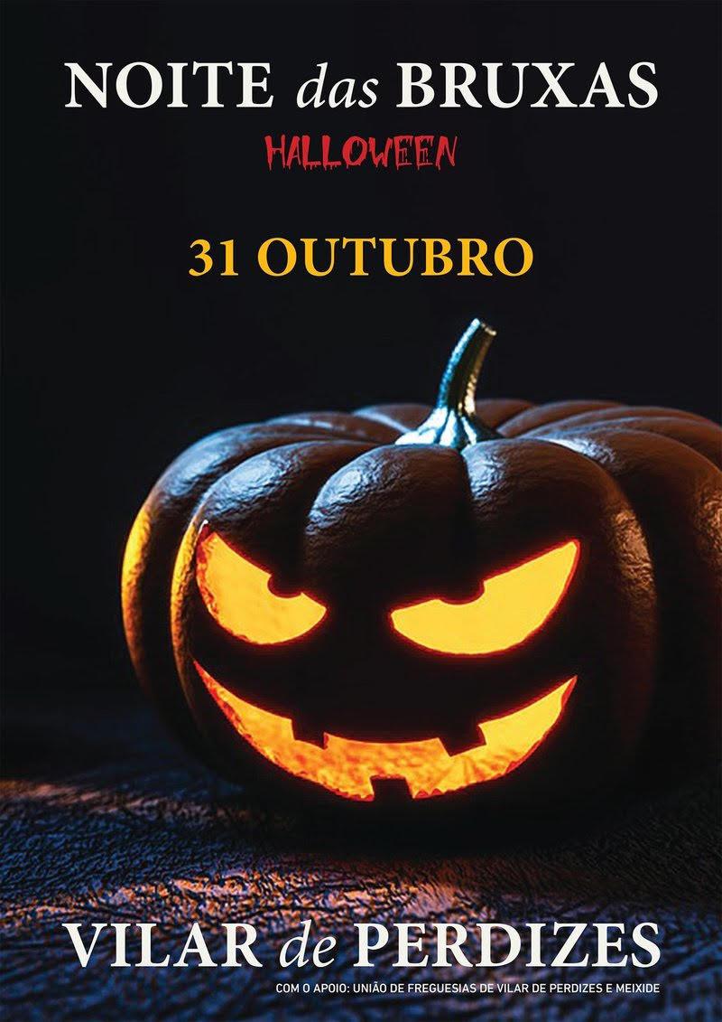Halloween volta a ser motivo de visita a Vilar de Perdizes | Peneda Gerês TV