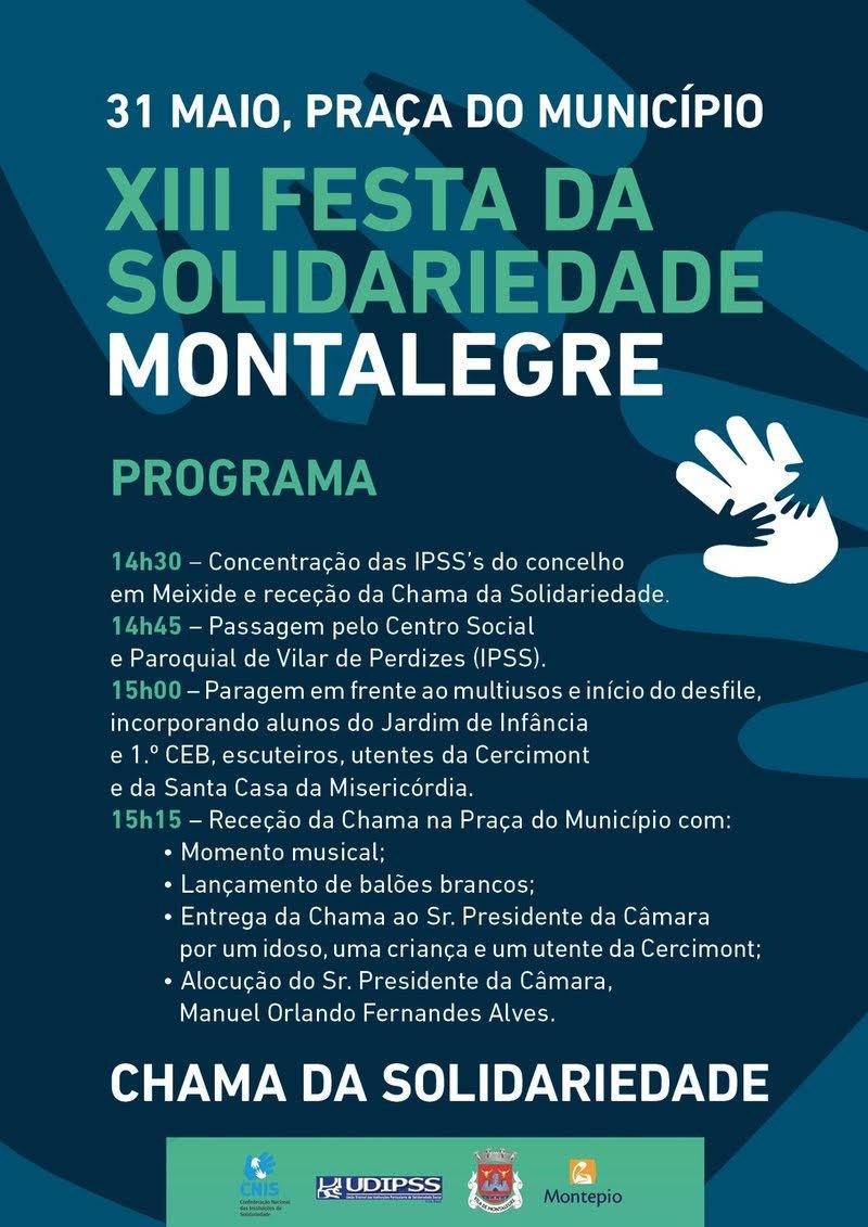 MONTALEGRE - XIII Festa da Solidariedade a 31 maio | Peneda Gerês TV