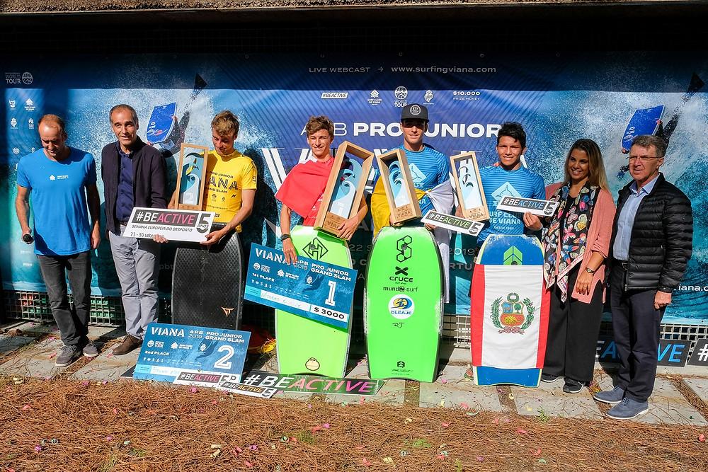 Praia da Arda acolhe APB Pro Junior Viana Grand Slam | Peneda Gerês TV