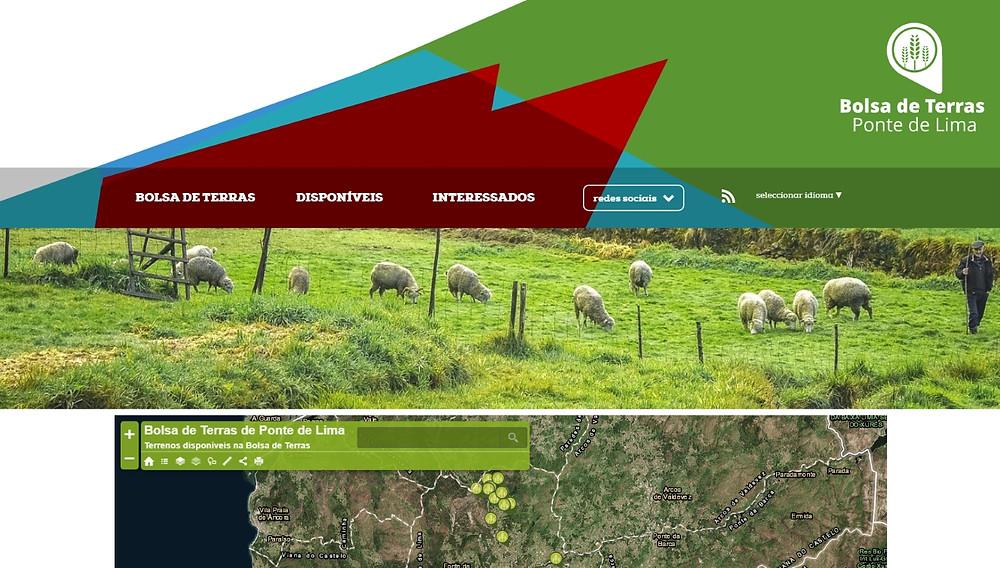 Bolsa de terras agroflorestais Ponte da Lima | Peneda Gerês TV
