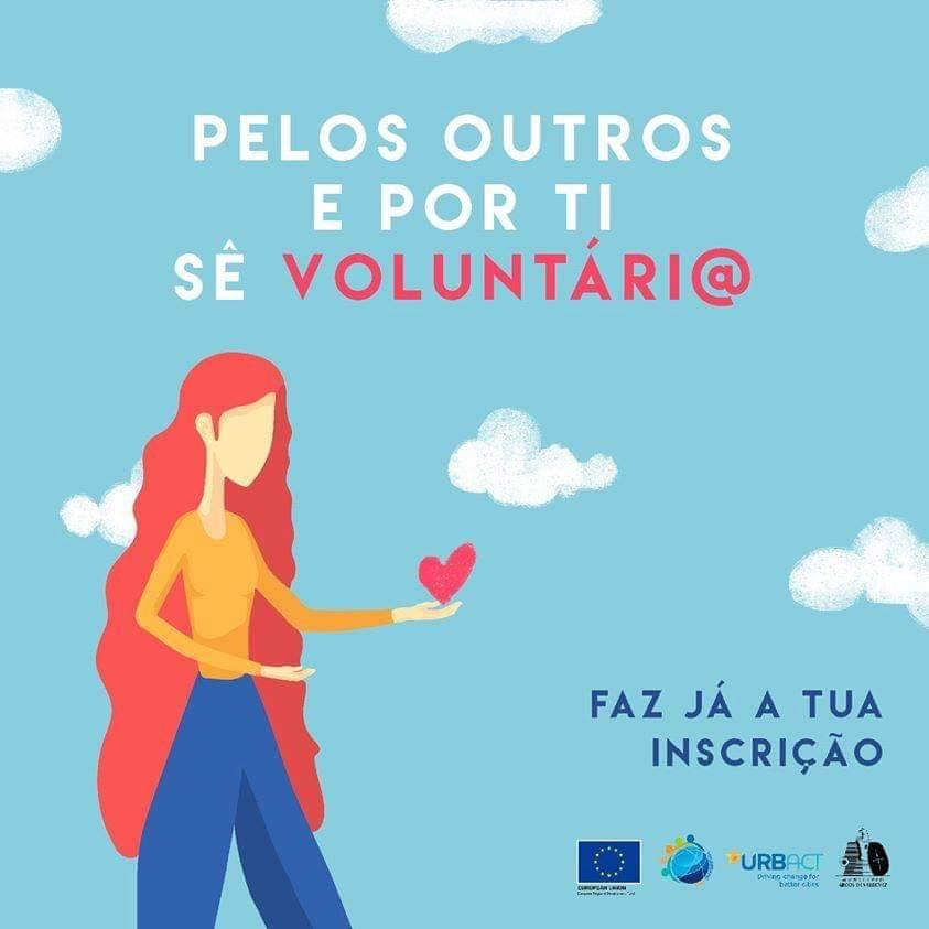 Município arcuense relança campanha de angariação de voluntários