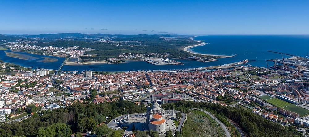 Hotéis de três e quatro estrelas de Viana do Castelo com ocupação entre os 75 e os 100 por cento