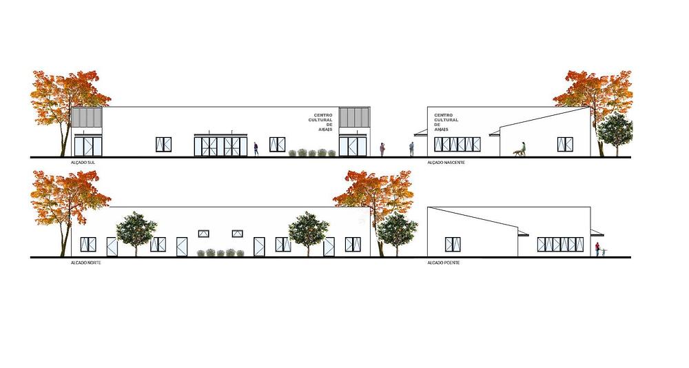 Remodelação e ampliação da antiga escola de Anais | Peneda Gerês TV