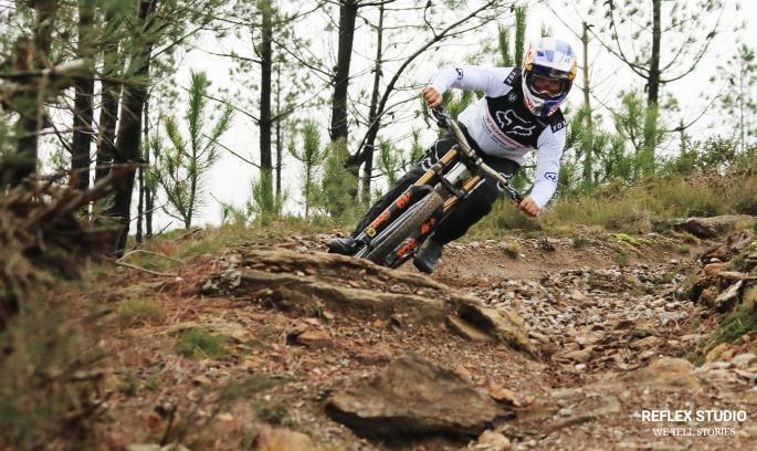 Elite Mundial de BTT Downhill prepara temporada em Ponte de Lima | Peneda Gerês TV
