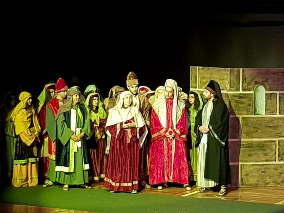 O último dia de Jesus na terra recriado em Ponte da Barca   Peneda Gerês TV