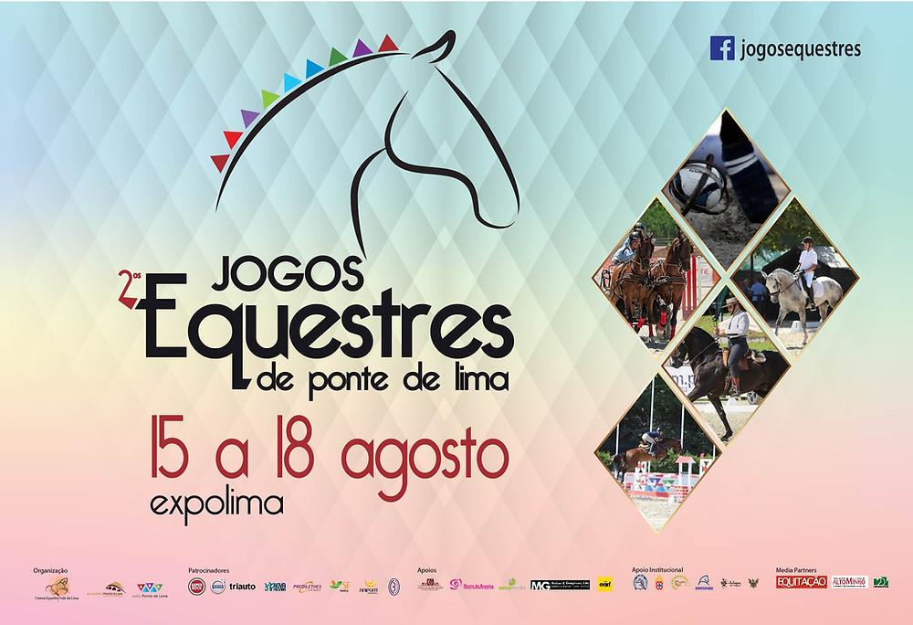 II Jogos Equestres de Ponte de Lima | Peneda Gerês TV