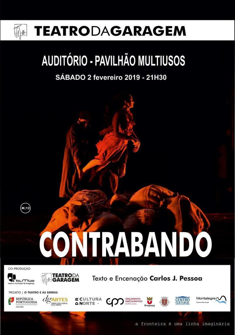 Contrabando no Auditório Municipal de Montalegre | Peneda Gerês TV