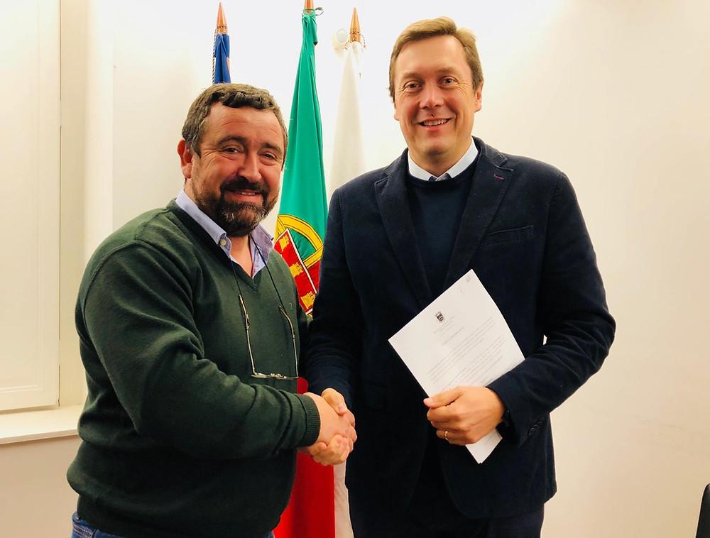 Beneficiação de acessos a Cuide Vila Verde apoiados pelo Município Barquense | Peneda Gerês TV