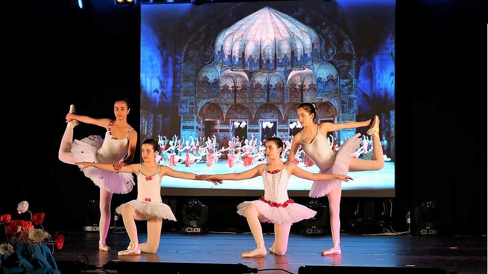 Espetáculo da Escola de Ballet de Ponte da Barca encerrou atividades do ano letivo | Peneda Gerês TV