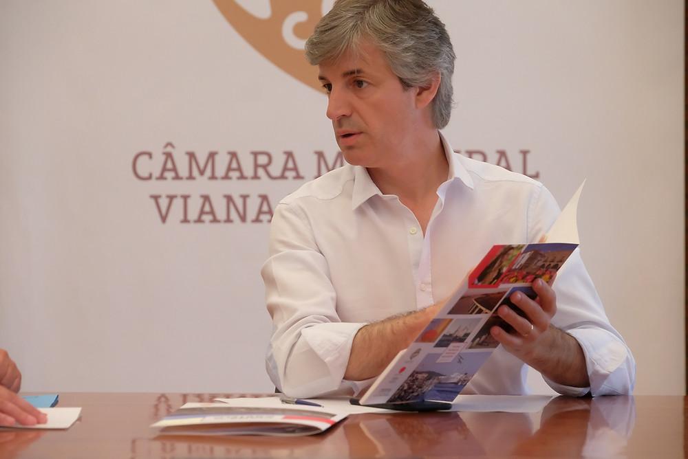 Câmara Municipal de Viana do Castelo isenta pagamento de rendas das empresas do Parque Empresarial da Praia Norte e Incubadora em abril e maio