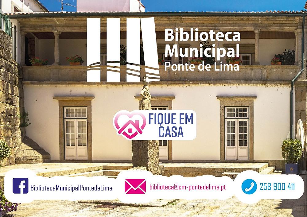 Ponte de Lima promove programas de dinamização de atividades online