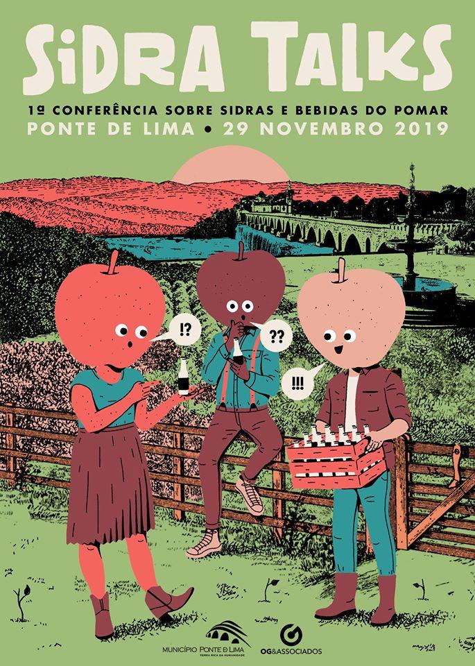 1ª Conferência Internacional sobre Sidras e Bebidas do Pomar | Peneda Gerês TV