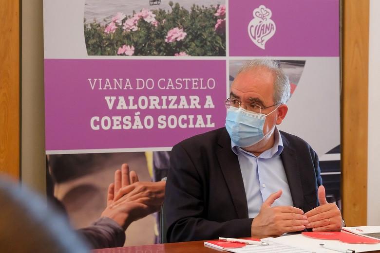 O apoio total é de 40 mil euros ao GAF e 40 mil euros ao PASA, que será dividido pelos 36 meses da vigência do projeto CLDS-4G, desde setembro de 2020 até agosto de 2023, num total de 36 meses.