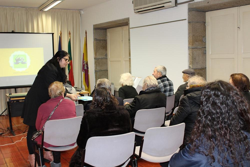 Sessões de cinema em língua portuguesa para público idoso em Ponte de Lima | Peneda Gerês TV
