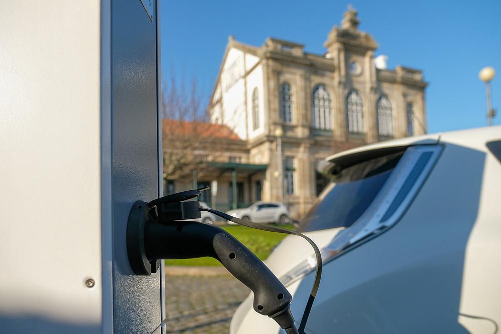 Viana do Castelo já garantiu 24.616 carregamentos de viaturas elétricas em nove anos | Peneda Gerês TV