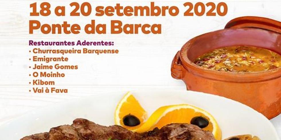 """Fim de semana gastronómico da """"Posta Barrosã"""""""