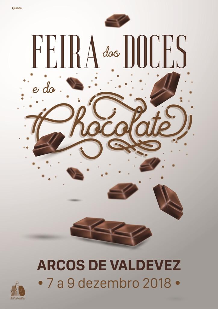 Feira dos Doces e do Chocolate 7 a 9 de dezembro, no Campo do Trasladário | Peneda Gerês TV