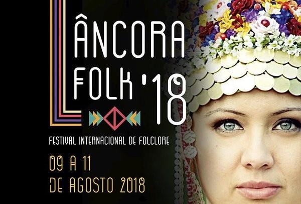 Festival Internacional Âncora Folk hoje em Ponte da Barca   Peneda Gerês TV