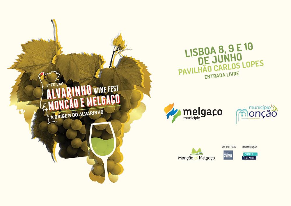5ª edição do Alvarinho Wine Fest | Peneda Gerês TV