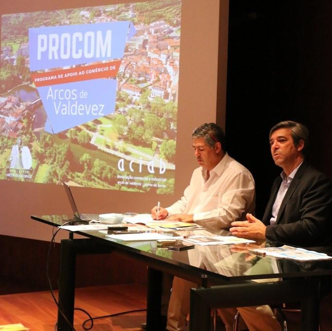 Programa de Apoio ao Comércio de Arcos de Valdevez