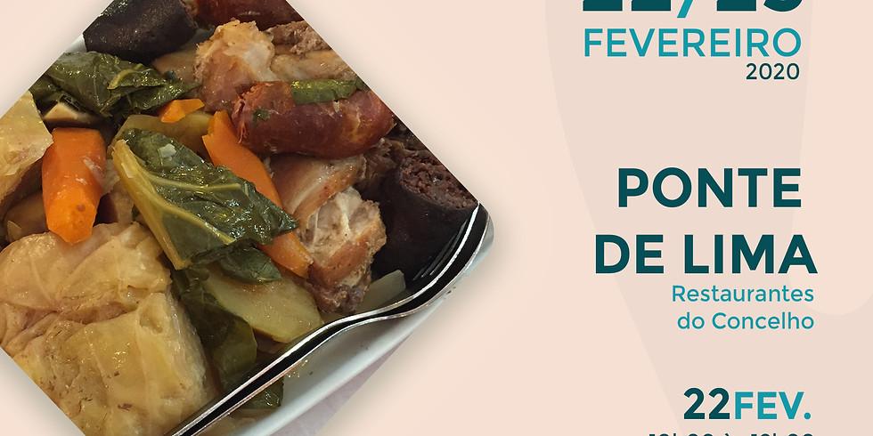 Fim-de-semana Gastronómicos do Domingo Gordo