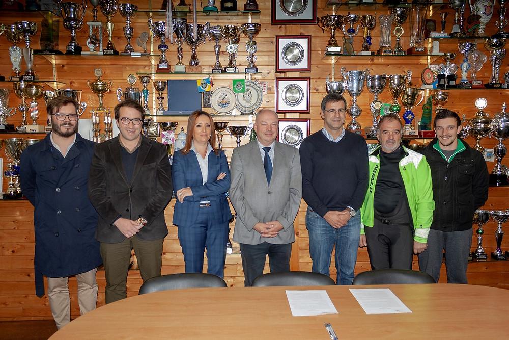 Município e Centro Náutico de Ponte de Lima assinam protocolo de cooperação | Peneda Gerês TV