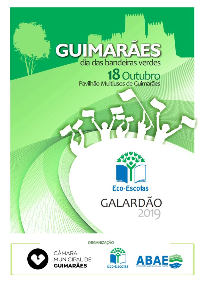Politécnico de Viana galardoado com 3 bandeiras Verdes do Programa ECO Escolas | Peneda Gerês TV