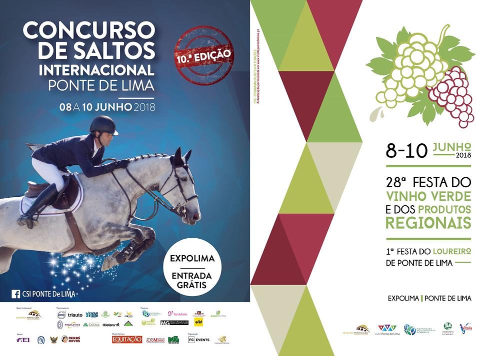 28ª Festa do Vinho Verde e dos Produtos Regionais de Ponte de Lima   Peneda Gerês TV