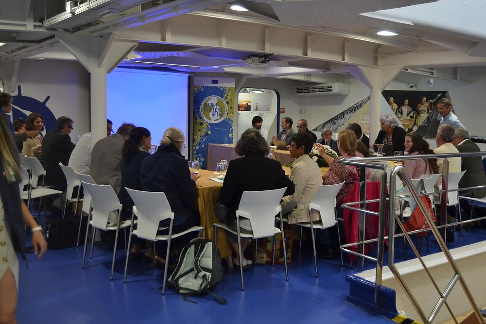 Encontro rede transatlântica de áreas protegidas marinhas| Peneda Gerês TV