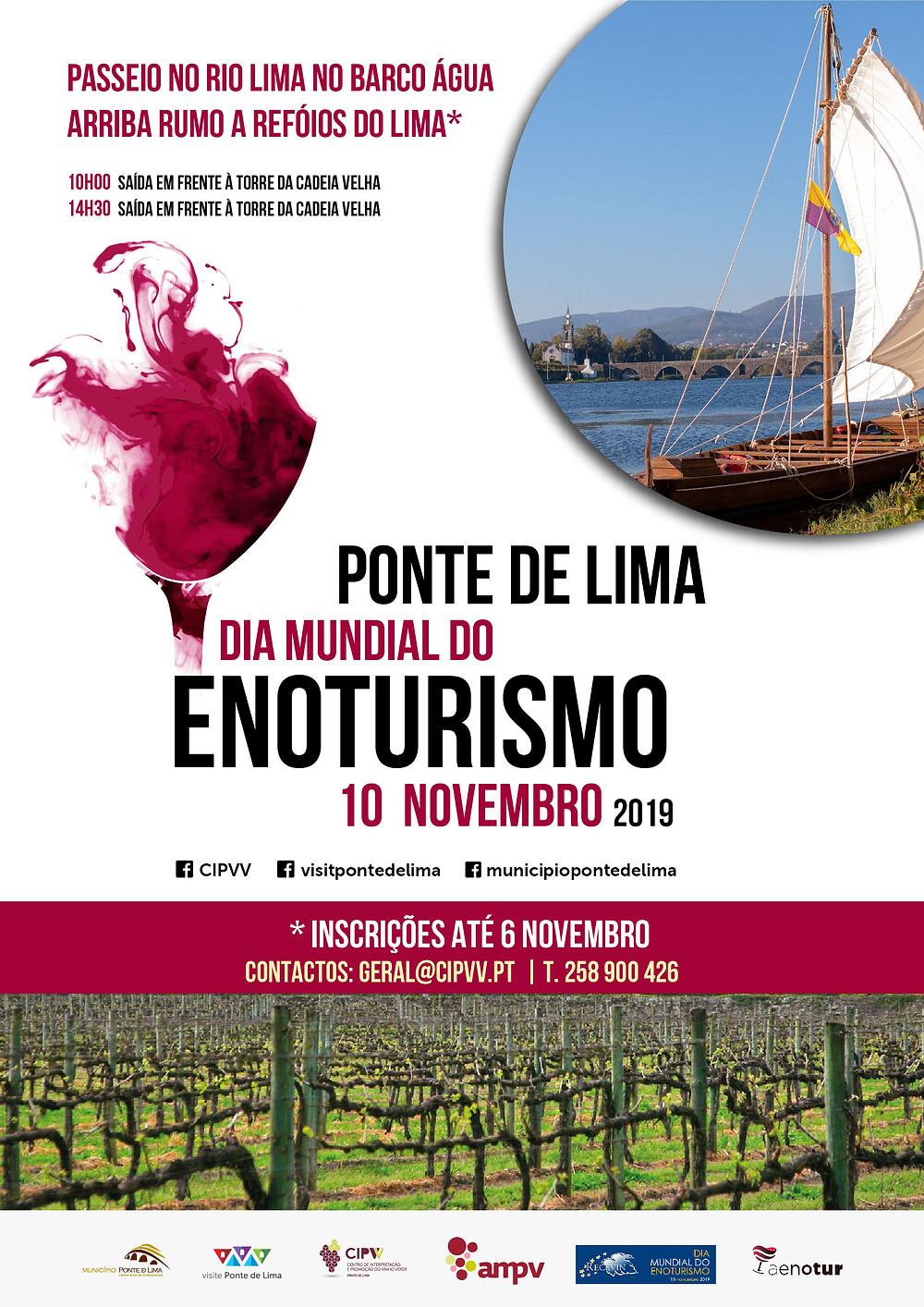 Dia Mundial do Enoturismo em Ponte de Lima
